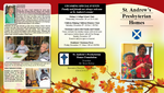 Saint Andrew Newsletter - Fall 2018