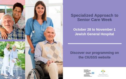 Specialized approach to senior care week