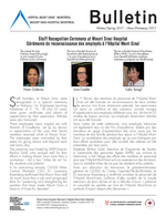 Infolettre Mont-Sinai - Printemps 2017