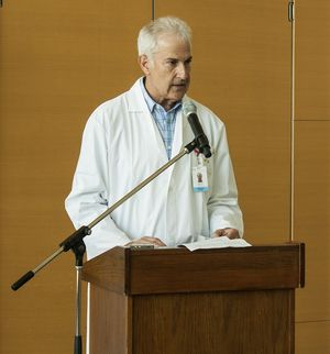Dr. Ruby Friedman, Associate Director, Geriatric Medicine, Jewish General Hospital