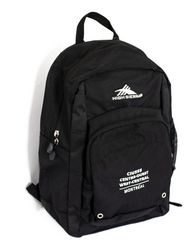 Backpack - black - CIUSSS -  $37