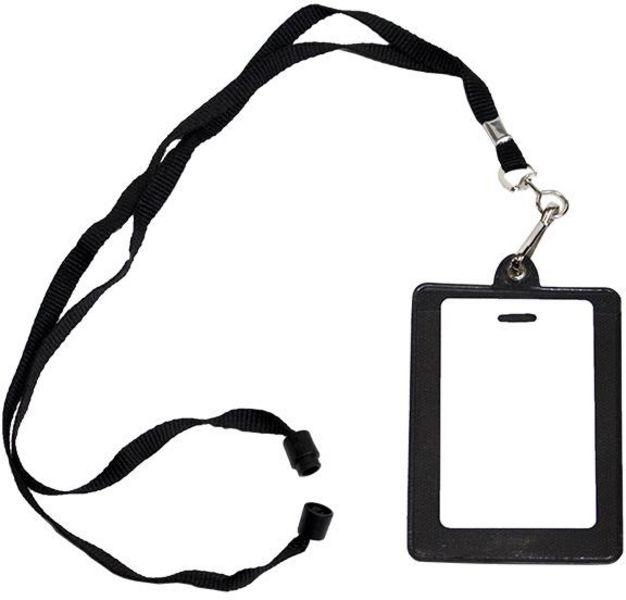 Porte-carte d'identité - noir - HGJ - 2$