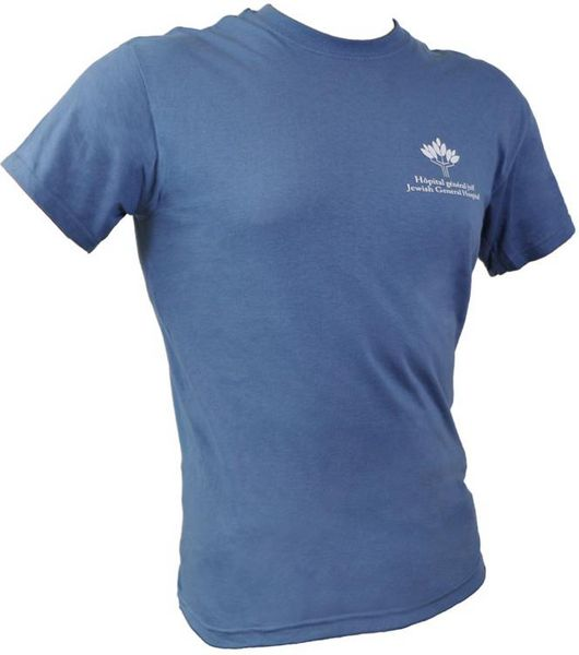 T-shirt - bleu clair - HGJ - 5$