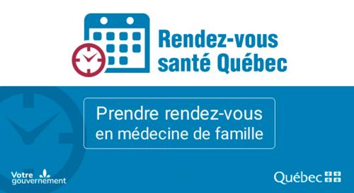 Rendez-vous santé Québec