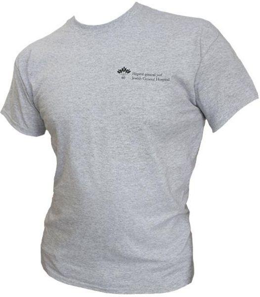 T-shirt - gris - HGJ - 5$