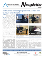 Mount Sinai Newsletter - Spring 2019