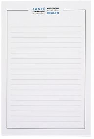 Note pad - WCMH - $1