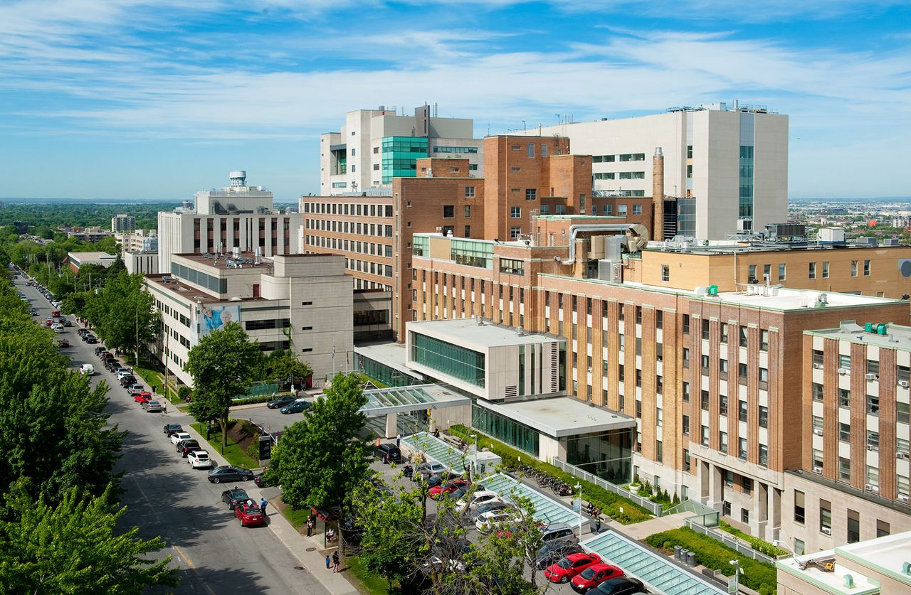 Bienvenue à Lu0027hôpital Général Juif