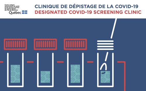 COVID-19 Screening Clinic