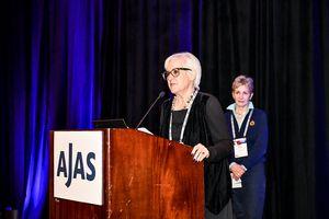 AJAS Conference - Barbra Gold