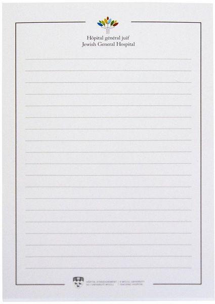Bloc notes - HGJ - 1$