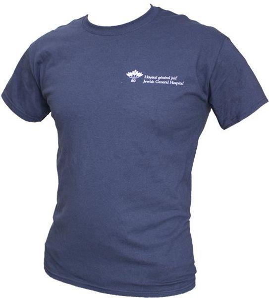 T-shirt - bleu marin - HGJ - 5$