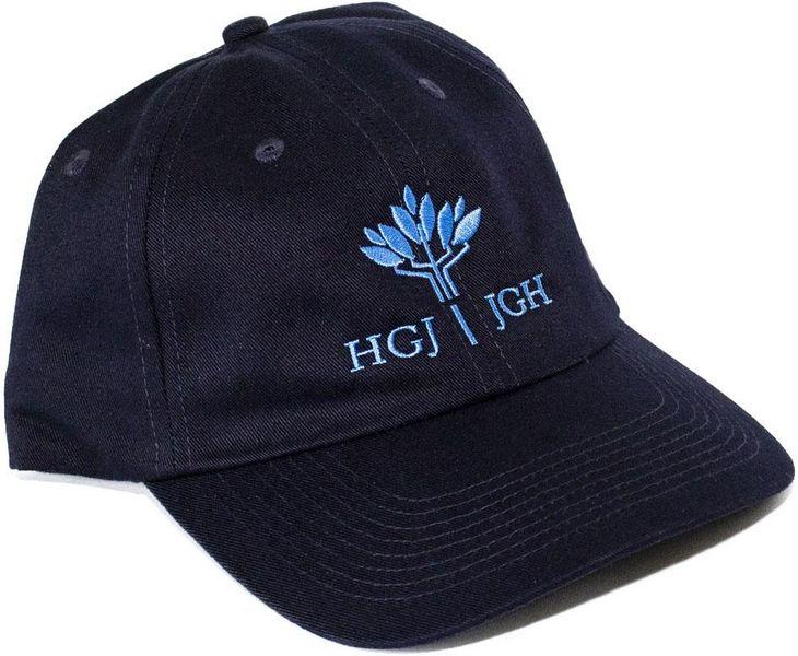 Casquette HGJ - Bleu marin - 12$