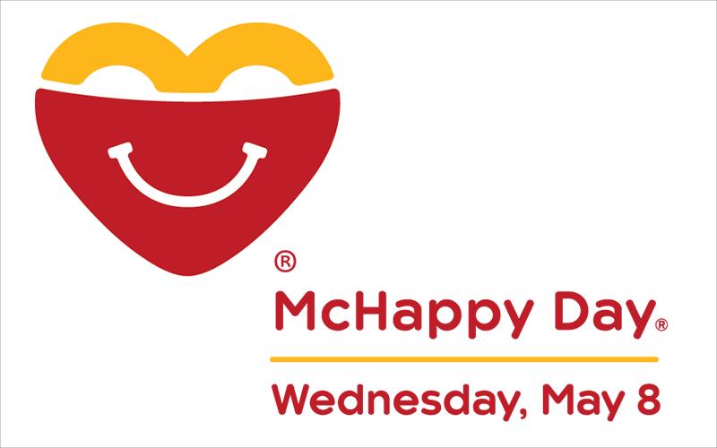 logo McHappy Day 2019