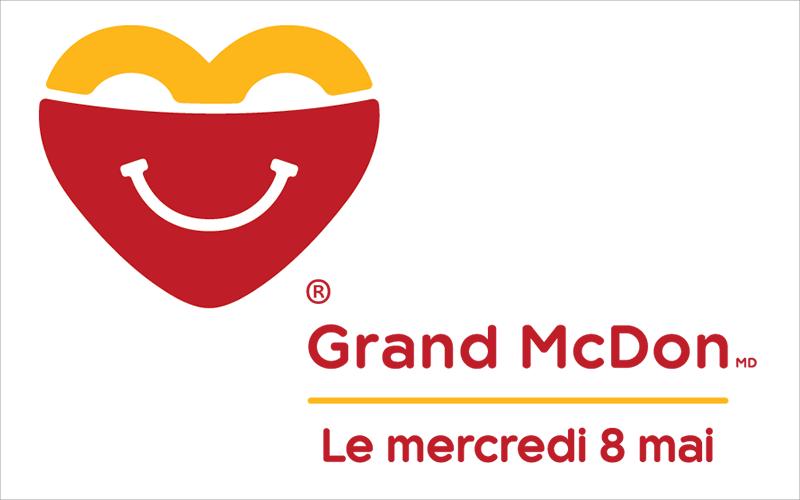 logo le Grand McDon 2019