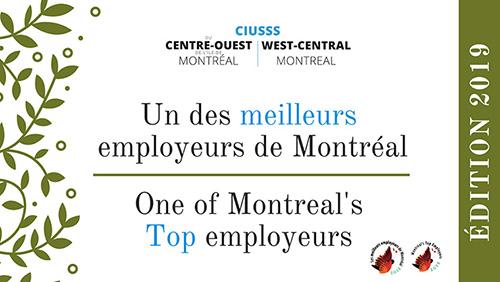 Certificat des meilleurs employeurs de Montréal