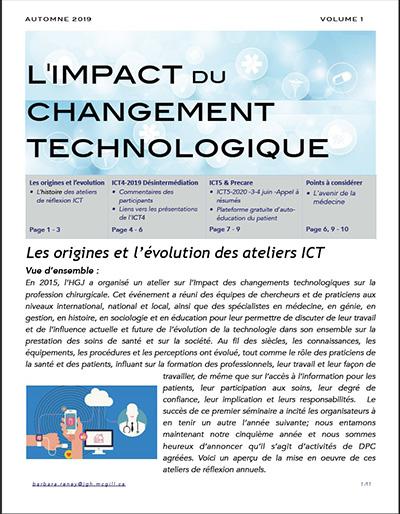 L'impact du changement techologique